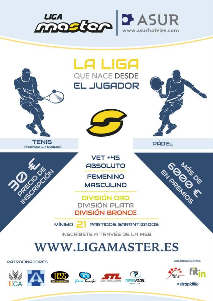 Liga Master Asur Hoteles