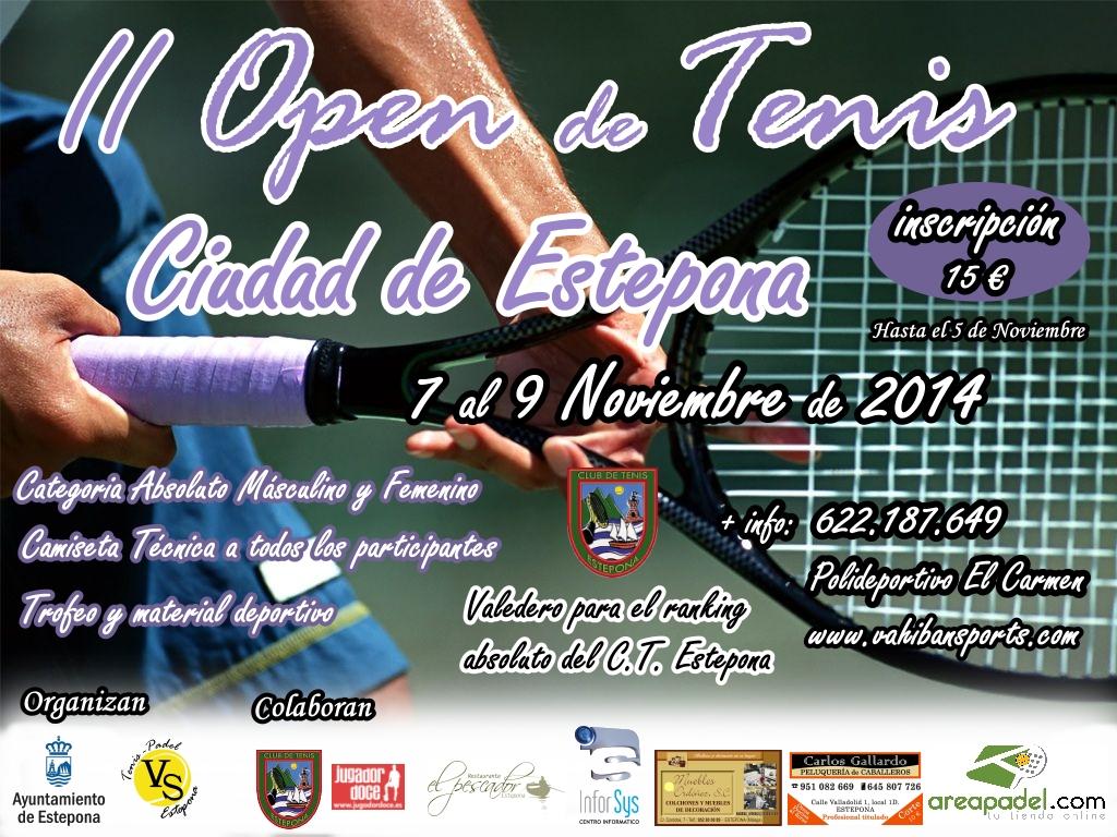 II Open de Tenis