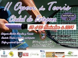 II Open tenis ciudad de estepona