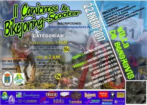 II Canicross 2017