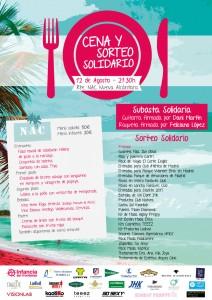 Cartel-Cena-Solidaria-Torneo-IsF