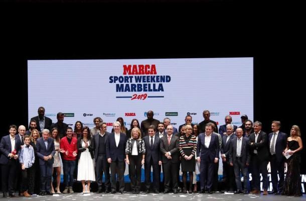 MARCA SPORT WEEKEND GALA