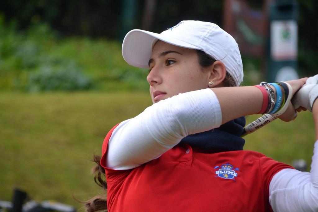 Jugador Doce Julia López Golf